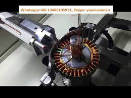 ceiling fan stator winding machine fan motor winding machine