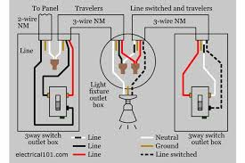 how to wire a three way switch diagram tutorial lighting the purpose of a three way electrical switch