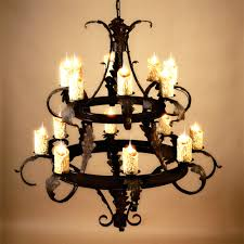 Old World Style Lighting