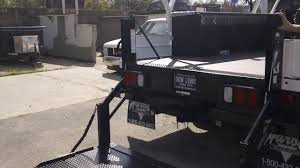 tommygate g2 liftgate on a 2016 gmc with harbor bo body