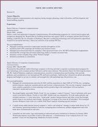 Objective In Resume Samples Objectives In Resume