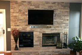 fireplace tv mount and stone fireplace with how to mount on stacked stone fireplace find studs fresh fireplace tv mount