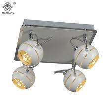 modern spot lighting. New Iron LED Ceiling Spotlight Bedroom Modern Track Light White Warm Lighting Minimalism Style Spot