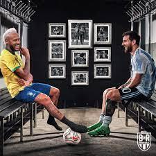 ARGENTINA VS. BRAZIL IN THE ...