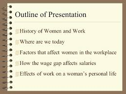 women and work an interesting topic by virtue of your college  3 an interesting topic