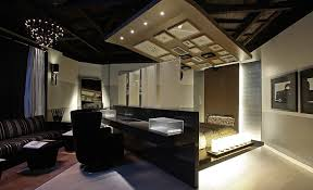 Lehrer architects office design Michael Lehrer Stunning Blend Of The Contemporary Workspace And Bedroom design Estudio Gutman Lehrer Martín Lejarraga 25 Creative Bedroom Workspaces With Style And Practicality