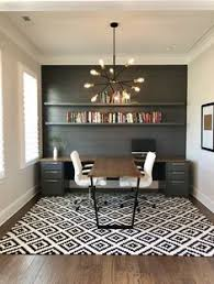 Best home office design Luxury Find The Best Idea To Make Home Office For Two Sharing Home Office Sounds Like Good Idea At First Glance It Saves In The Works Large Quantity Of Pinterest How To Build Industrial Wood Shelves Home Ideas Home Office