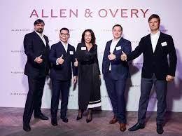 On 19 September, A&O... - Allen & Overy Legal Services | Facebook