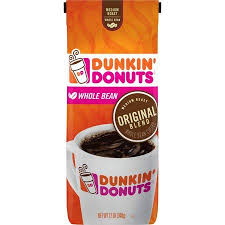 Get the famous dunkin donuts flavor at home or in the office dunkin donuts original blend coffee is a true american classic! Dunkin Donuts Whole Beans Medium Roast Original Blend Whole Coffee Beans Packet 340g Amazon In Grocery Gourmet Foods