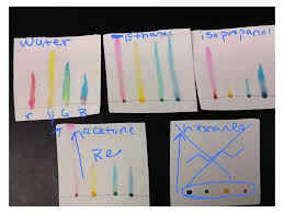 candy chromatography lab report essay writing center candy chromatography lab report