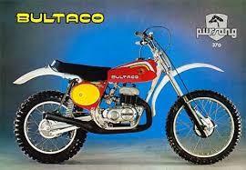 bultaco dirt bike off 78