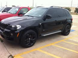 All BMW Models blacked out bmw x3 : 07 blacked out x5