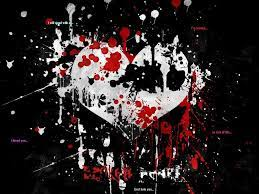 Emo Heart Wallpapers - Top Free Emo ...