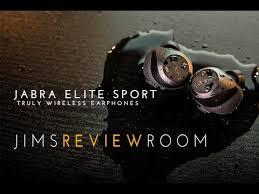 <b>Jabra Elite Sport</b> Truly Wireless Earphone - REVIEW - YouTube