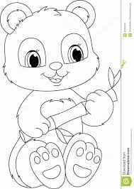 Small Picture Cute Panda Coloring Pages Online 6420