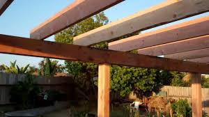 patio ideas polished build patio roof also adding a covered patio to your house with wood