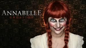 annabelle makeup tutorial 2017 madalyn cline