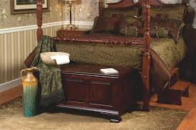 ... Luxury Chest Bedroom Furniture 4 Pid 12499 Amish Cherry Wood  Connecticut Large Classic Panel Hope With ...