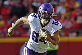 Irv Smith Jr. Is NFL's Best Sophomore Tight End | Bleacher Report | Latest  News, Videos and Highlights