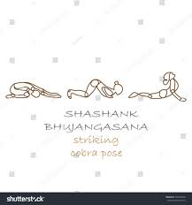 Image result for yoga striking cobra