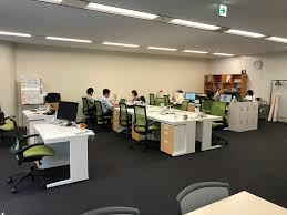 software company office. In Tokyo (Japan) Software Company Office M