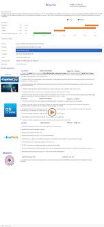 Tableau Resume Amazing Tableau Developer Resume India Photos Entry Level Resume 29