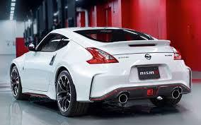 2018 nissan sentra nismo. unique 2018 nissan 2018 nissan 370z rear view white colour  mazda cx 9 review for nissan sentra nismo