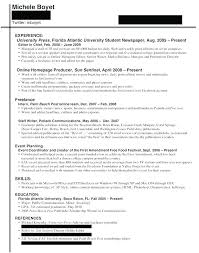 Format For A Professional Resume Unique Best Resume Format For
