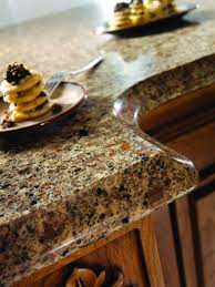 Non Granite Kitchen Countertops Cheap Versus Steep Kitchen Countertops Hgtv