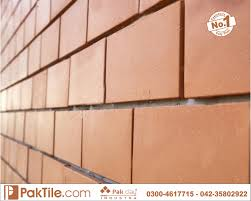 Small Picture Pak Clay Tiles Industry Lahore House Front Tile Design in Karachi