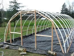 hoop house plans modern orig greenhouse construction for ens free diy bender 3