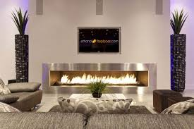 bio blaze diamond wall mount bio ethanol fireplace black ethanol