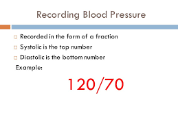 Blood Pressure Recording Measuring Recording Vital Signs Clinical Rotations Ppt Download