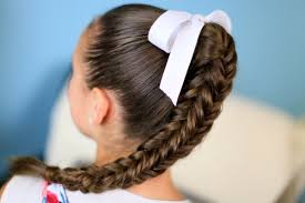 Pretty Girl Hair Style box 4sided fishtail braid cute braid ideas cute girls 6423 by wearticles.com