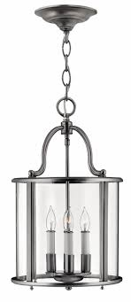 white foyer pendant lighting candle. Gentry 3474PW White Foyer Pendant Lighting Candle H