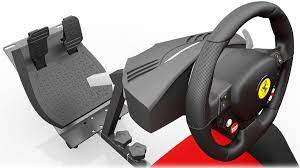 I followed the instruction from the thrustmaster website to the letter, and updated to version 45. A Review Of The Thrustmaster Ferrari 458 Italia Steering Wheel