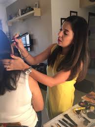 ayesha makeup artist in mumbai
