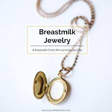 a look at keepsake tmilk jewelry by hollyday designs a beautiful way to memorate and honor the nursing journey between a mother and her child