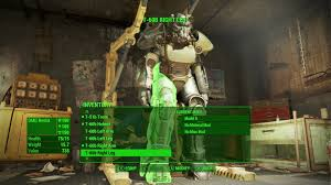 Power Armor Display Stand Fallout 100 PipBoy Edition Also Includes Pocket Guide Poster And 90