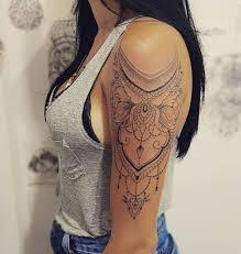 тату мандала эскизы значение фото для девушек на спине лотос