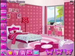 Decorate Barbie's Bedroom