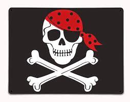 скоро праздник как сделать пиратский флаг Party Idea пиратский