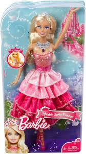 Barbie Doll Light Barbie Light Up Modern Princess Barbie Doll