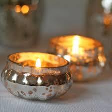 Cheap Floating Tea Light Candles Mini Floating Mercury Silver Glass Tea Light Holder Tea