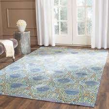 safavieh valencia lavender gold 4 ft x 6 ft area rug
