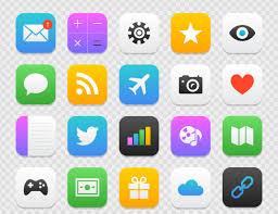 Apps Symbol Mobile Icon Set Archives Speckyboy Web Design Magazine