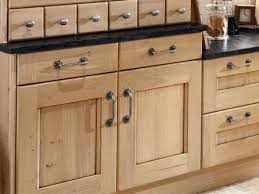 Natural Wood Kitchen Cabinet Doors
