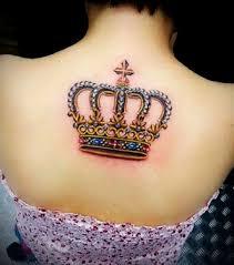 значение татуировки короны5 онлайн журнал о тату