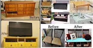 Repurpose old furniture Black Stained Creative Ideas 20 Creative Ideas And Diy Projects To Repurpose Old Furniture