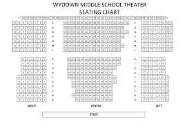 Facility Use And Rental Community Theater Rental